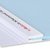 Li4doit Magnetklemme für Mappen, Buchdecken, Ordner oder lose