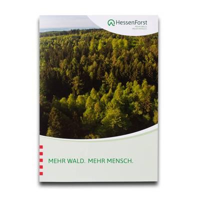Hessenforst Mappe Mehr Wald
