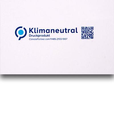 Logo KLimaneutral