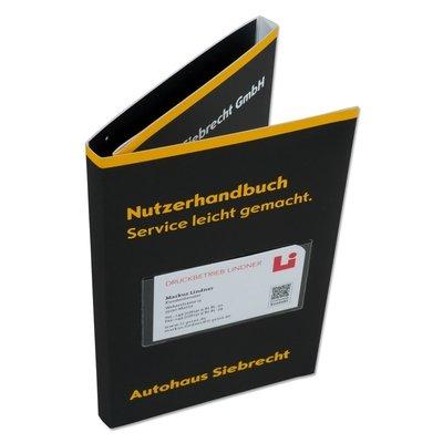 Schwarzes Nutzerhandbuch Autohas Siebrecht